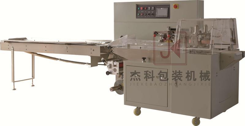 JK-600W 网复式包装机
